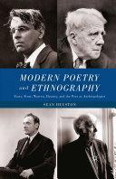 Modern Poetry and Ethnography [Pdf/ePub] eBook