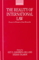 The Reality Of International Law