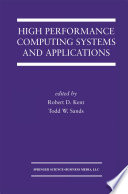High Performance Computing Systems and Applications Book