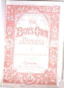 Pdf The Boy's Own Annual