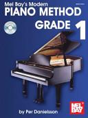 Modern Piano Method Book/CD Set