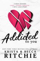 Addicted to You Pdf/ePub eBook