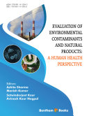 Evaluation of Environmental Contaminants and Natural Products  A Human Health Perspective