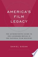 America s Film Legacy