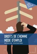 Pdf Droits de l'Homme - Mode d'Emploi Telecharger