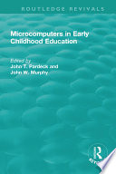 Microcomputers in Early Childhood Education