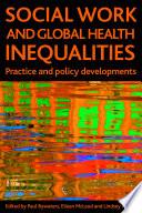 Social Work and Global Health Inequalities Book PDF