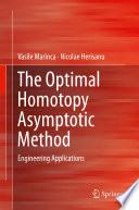 The Optimal Homotopy Asymptotic Method Book