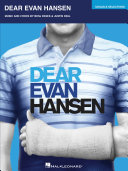 Dear Evan Hansen Book
