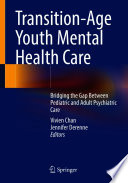 Transition Age Youth Mental Health Care