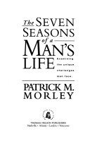 The Seven Seasons of a Man s Life Book