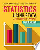 Cover of Statistics Using Stata