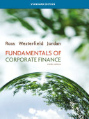 Fundamentals Of Corporate Finance Standard Edition Book PDF