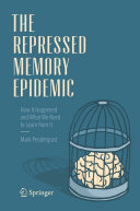 The Repressed Memory Epidemic Pdf/ePub eBook