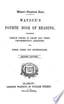 Watson's ... book of reading. [Another]