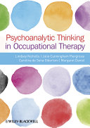 Psychoanalytic Thinking in Occupational Therapy Pdf/ePub eBook