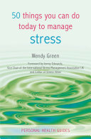 50 Things You Can Do Today to Manage Stress
