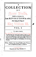 A Collection of State Tracts