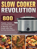 Slow Cooker Revolution Book PDF