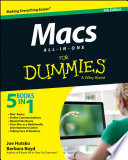 Macs All In One For Dummies
