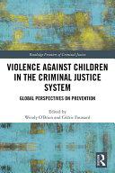 Violence Against Children in the Criminal Justice System Pdf/ePub eBook