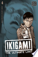 Read Online Ikigami: The Ultimate Limit For Free