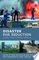 Disaster Risk Reduction Book PDF