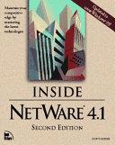 Inside NetWare 4 1