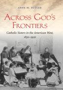 Pdf Across God's Frontiers