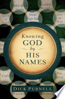 Knowing God by His Names Book