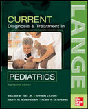 Current Pediatric Diagnosis   Treatment Book