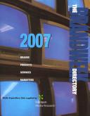 The Brandweek Directory 2007
