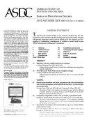 ASDC Journal of Dentistry for Children