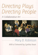 Directing Plays  Directing People