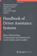 Handbook of Driver Assistance Systems
