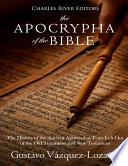 The Apocrypha of the Bible