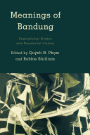 Pdf Meanings of Bandung Telecharger