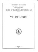 Census of Electrical Industries