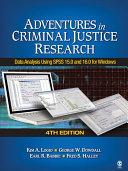 Adventures in Criminal Justice Research ebook