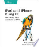 IPad and IPhone Kung Fu