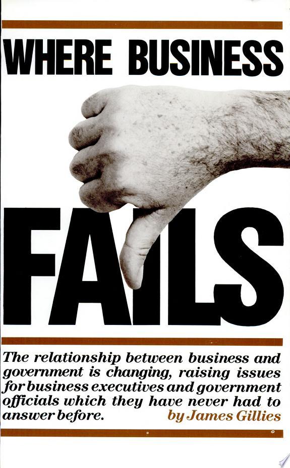 Where Business Fails