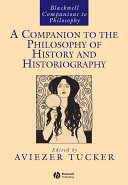 A Companion to the Philosophy of History and Historiography [Pdf/ePub] eBook