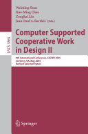Computer Supported Cooperative Work in Design II