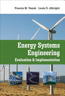 Energy Systems Engineering Evaluation And Implementation Book PDF