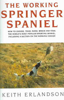 The Working Springer Spaniel