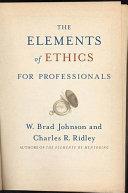 The Elements of Ethics for Professionals Pdf/ePub eBook