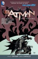 Batman: Night of the Owls (The New 52) Pdf/ePub eBook
