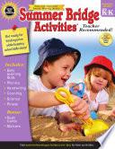 Summer Bridge Activities Grades Pk K