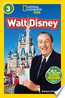National Geographic Readers  Walt Disney