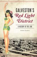 Galveston's Red Light District Pdf/ePub eBook